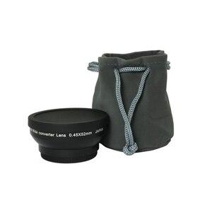 Image 2 - FOTGA 52mm 0.45x Camera Lenzen Groothoek & Macro Conversion Lens 0.45x52 Voor CANON NIKON SONY 52MM LENS