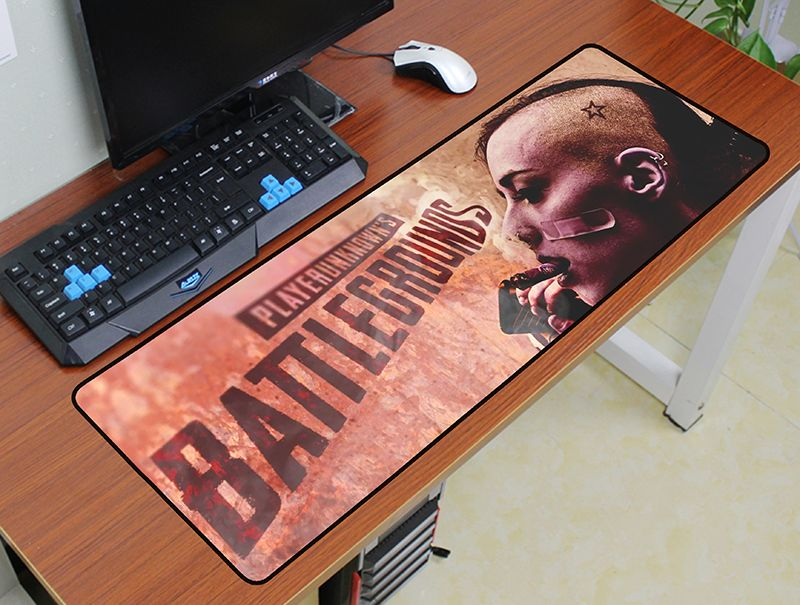 Hot Playerunknown's Battlegrounds 900x300x3mm Mouse Pad Gaming Mousepad Gamer Mouse Mat PUBG Pad Game Locrkand Padmouse Play Mat