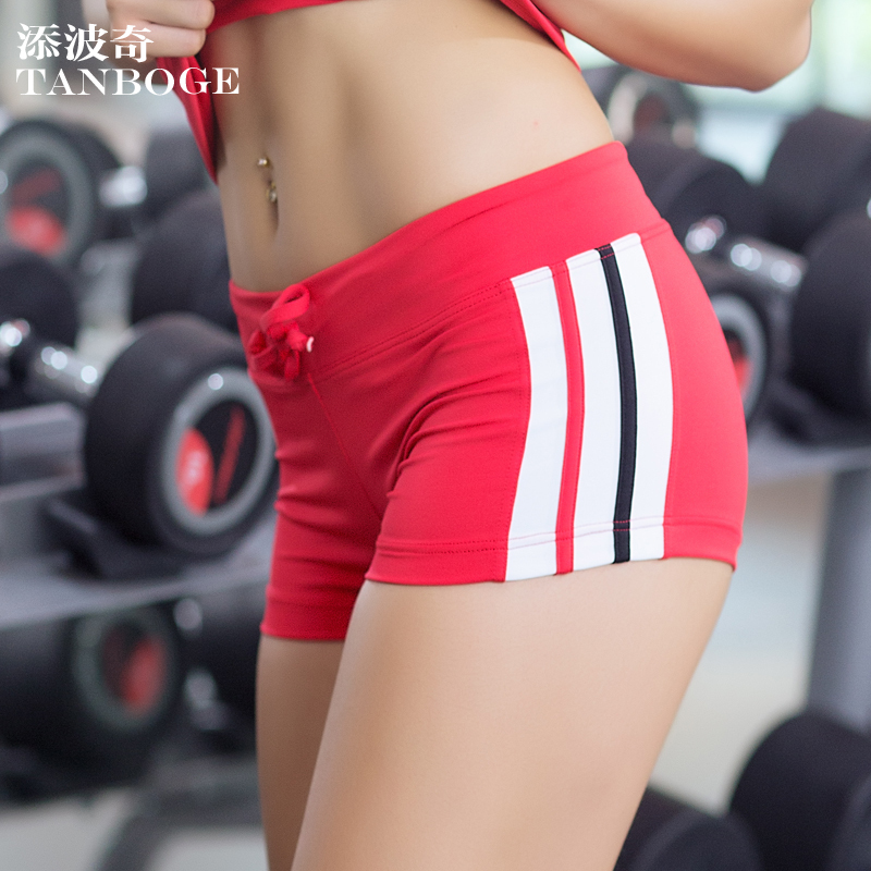 Aliexpress.com : Buy TANBOGE Yoga Shorts Fitness Women