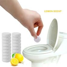 10 шт./упак.(10 шт = 40L воды) Многофункциональный очищающий спрей концентрат очиститель домашний очиститель унитаза Планшеты очистки пятна