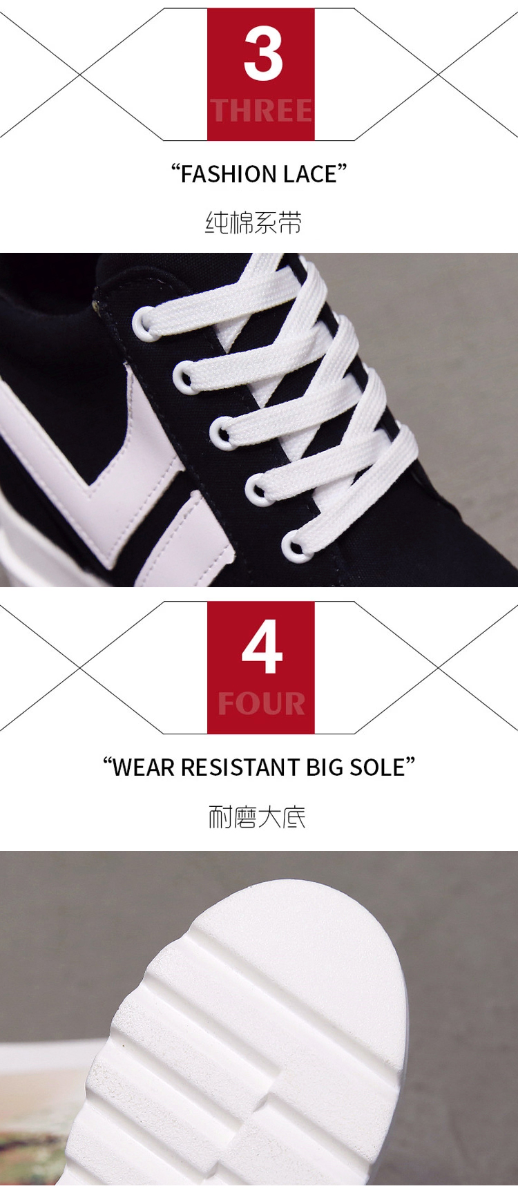 Nice New Korean Fashion Wild Super High Heels Shoes Breathable Comfort Thick Bottom Casual Shoes Women Single Shoes 8