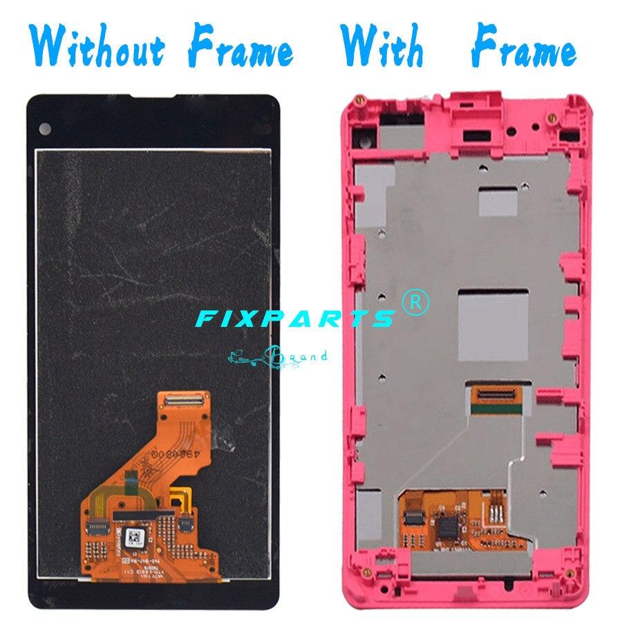 Sony z1mini LCD Display Touch Screen Digitizer