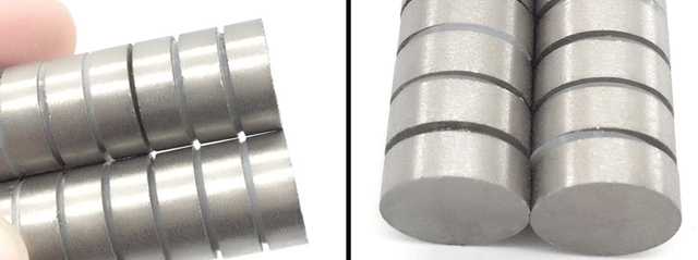 10 STÜCKE durchmesser 8mm dicke 1,5/2/5mm arbeits max 360 Celsius Hohe temperatur magnet starke SmCo magnet 8X5 MM permanentmagnet