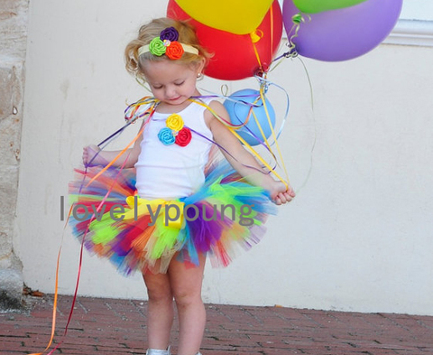 bebe pettiskirt aniversario saia tutu petti para as meninas do bebe tutus saia moq 1