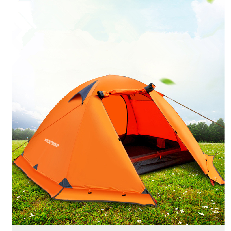 Camping Tent Outdoor 2 People Beach Tourist Tent Waterproof Professional Camp Tourist Tent outdoor camping hiking automatic camping tent 4person double layer family tent sun shelter gazebo beach tent awning tourist tent