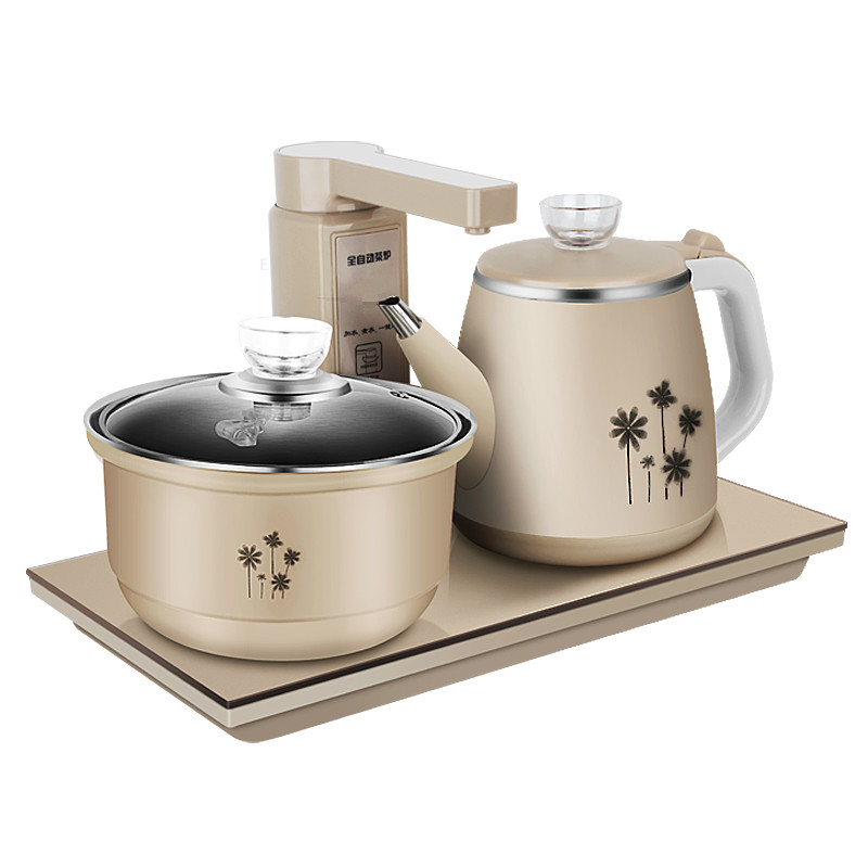 Electric kettle Fully automatic water electric  cooking  use make tea with auto Overheat ProtectionElectric kettle Fully automatic water electric  cooking  use make tea with auto Overheat Protection