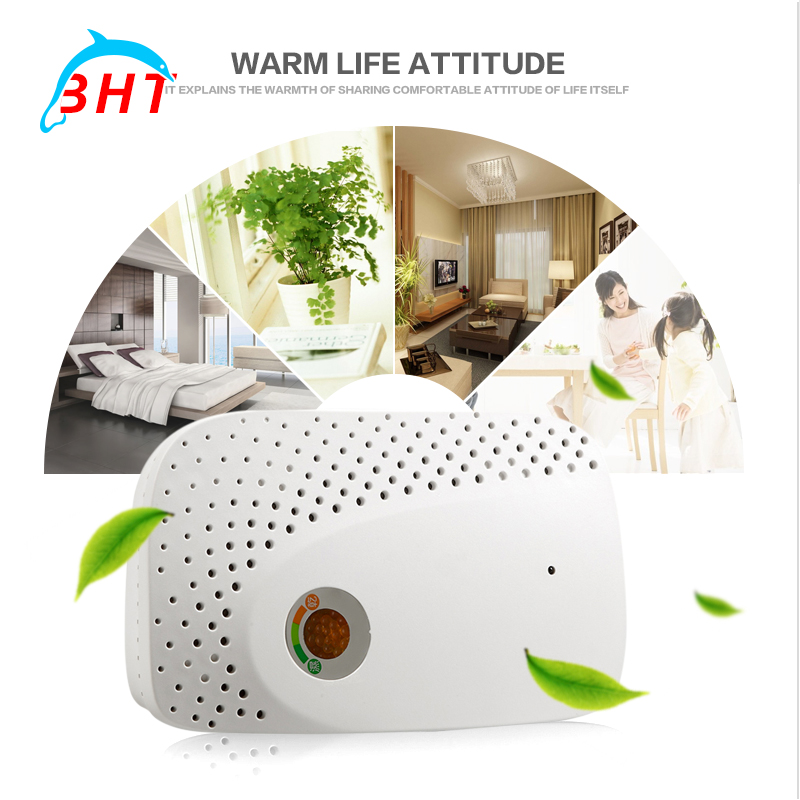 Creative Mini Dehumidifier Wardrobe Air Dryer For Home Electric Wireless Portable Moisture Absorber Bathroom Desiccant In Dehumidifiers From