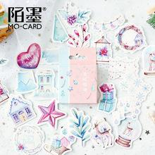 Northern European Polar Region Decorative Stickers Adhesive Stickers DIY Decoration Diary Stationery Stickers Children Gift