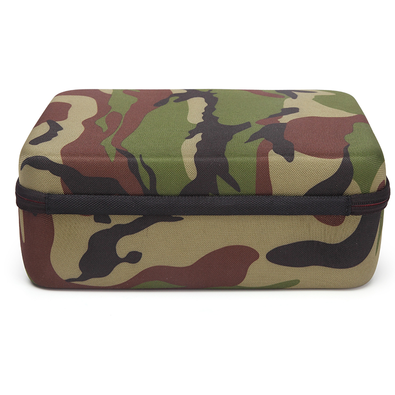 Professional Drone Bag For DJI Tello Camouflage Waterproof Handbag EVA Drop-proof Hard Drone Case Portable Drone Holders For DJI 3