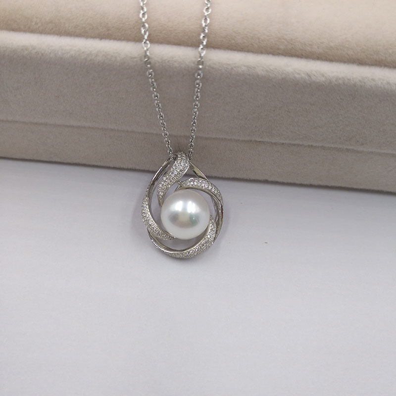 necklace in 925 sterling silver (10)