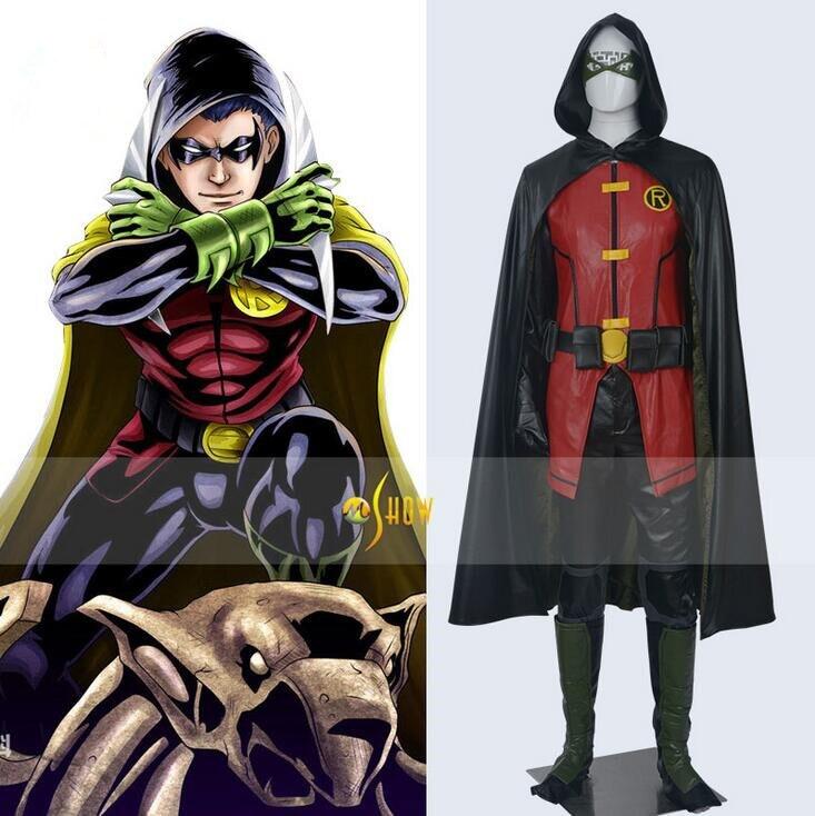 Teen Titans Cyborg Adult Costume