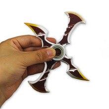 Draven lol цинка оружие модели рождественский кулон сплава брелок изделия ювелирные