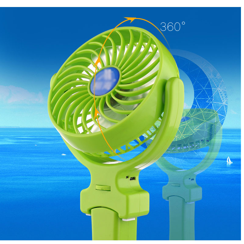 mini Foldable Hand Fans Battery Operated Rechargeable Handheld Mini Fan Electric Personal Fans Hand Bar Desktop Fan super mute portable mini fan battery operated air cooling handheld fan small light multicolor electric personal fan ventilator