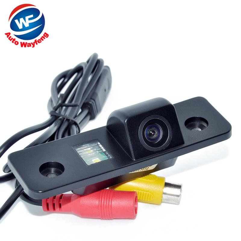 HD CCD Car Rear View Camera Reverse Parking Camera Back Up Camera For Skoda Octavia Night Vision Waterproof Camera