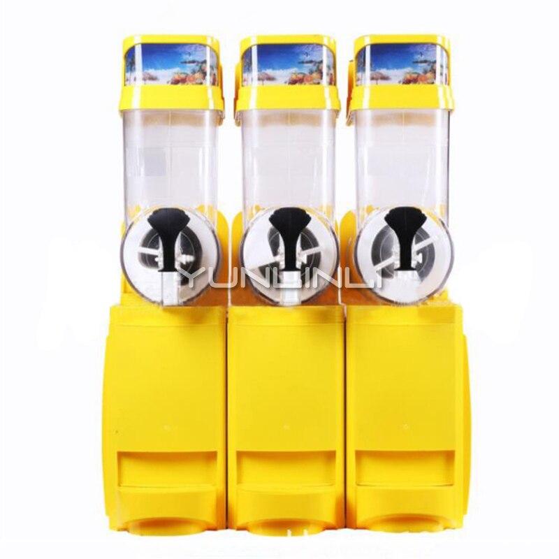 Commercial Slush Machine 220V Ice Drink Blender 45L Large Capacity Smoothie Maker TKX-03 рюкзак trimm leman 45l black