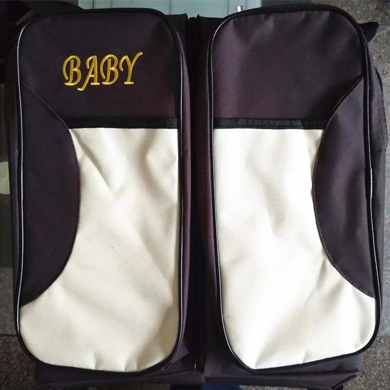 COLORLAND bebé pañal bolsa mochila mamá cochecito maternidad pañal cambio mamá maternidad organizador madre mojado Dropshipping - 4