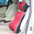 Relax Car Pillow Seat Memory Foam Back Cushion Lumbar Support for Car Seat Waist Comfortable Lumbar Pillow With Neck Pillows Set