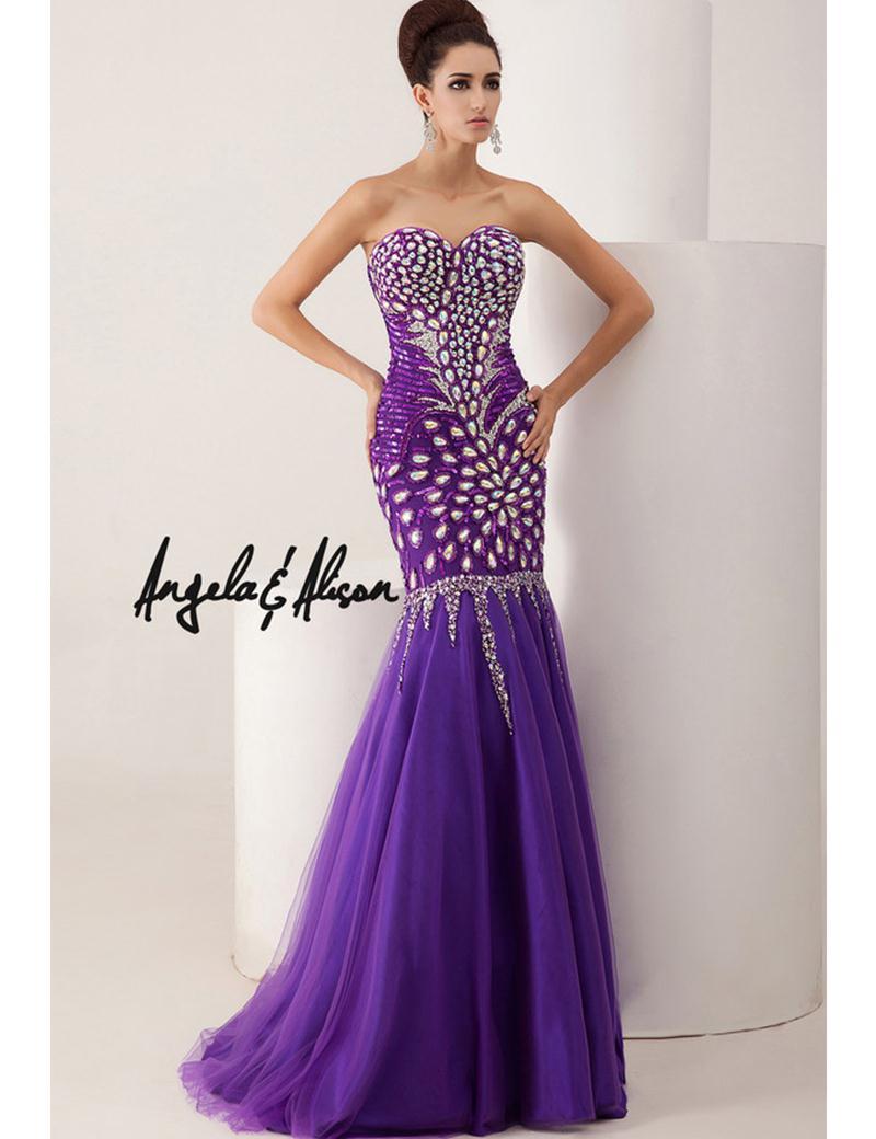 Online Kaufen Gro 223 Handel Glitter Abendkleid Aus China
