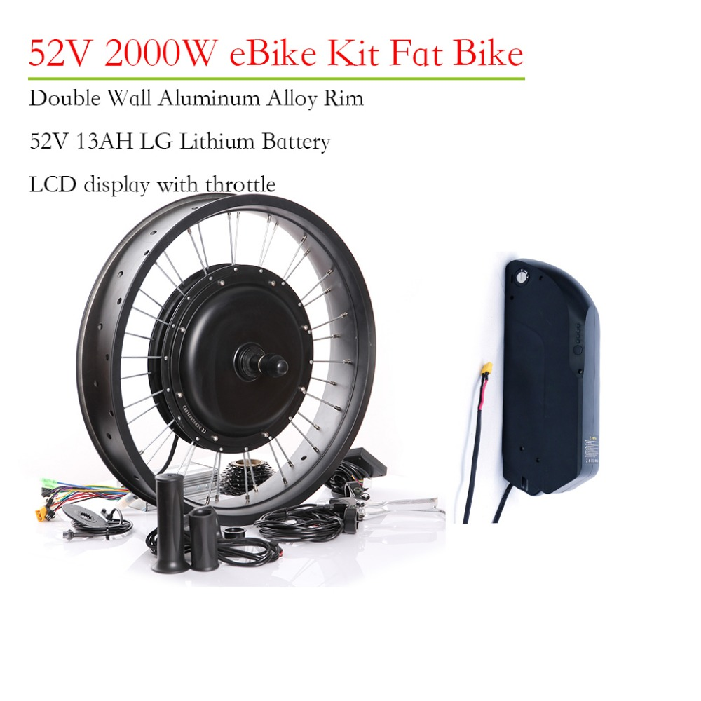 Bike, Motor, Battery, Lithium, Conversion, Electric