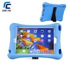 CHINFAI 1:1 Детский дружественный чехол для iPad 5 6 A1822 A1893 9,7 моющийся противоударный силиконовый чехол-подставка для iPad Air Pro 9,7