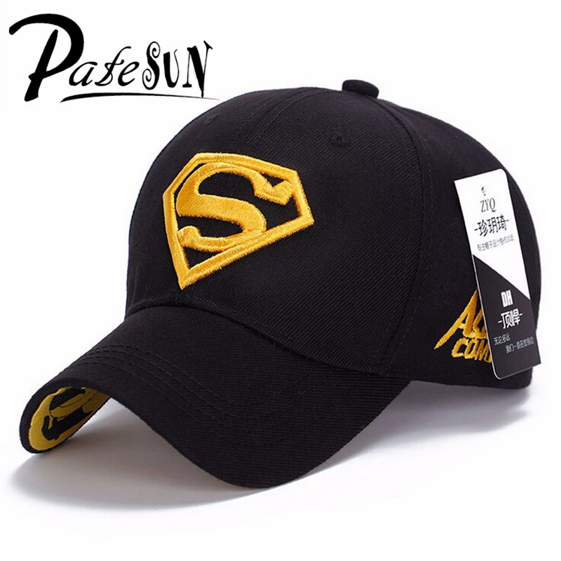 2017 brand new Superman snapback men's polo caps women with adjustable cap Gorras planas casquette chapeau homme baby skullies boys caps headwear chapeau beanies