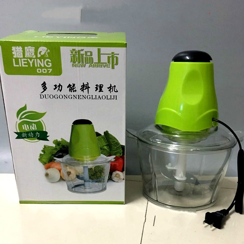 Multifunction Household Meat Grinder Electric Cooking Machine Kitchen  Appliances Juicer(China (Mainland))