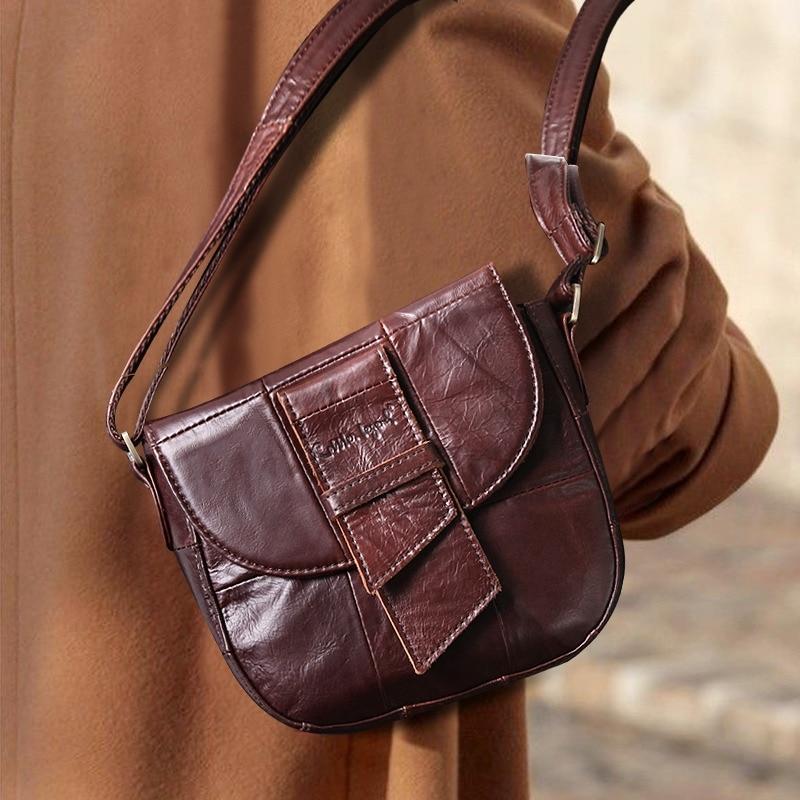 Cobbler Legend Cheap Women Bags Handbags Women's Genuine Leather Designer Bags Female Famous Brand 2018 Hobo Bags for Women