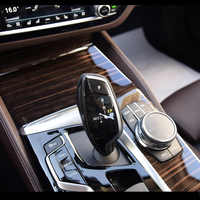 Car Interior Trim Dashboard CD Panel Clear Paint Protective Bra Film Stickers for BMW 5 Series 525i 530i 540i G30 G31 2018