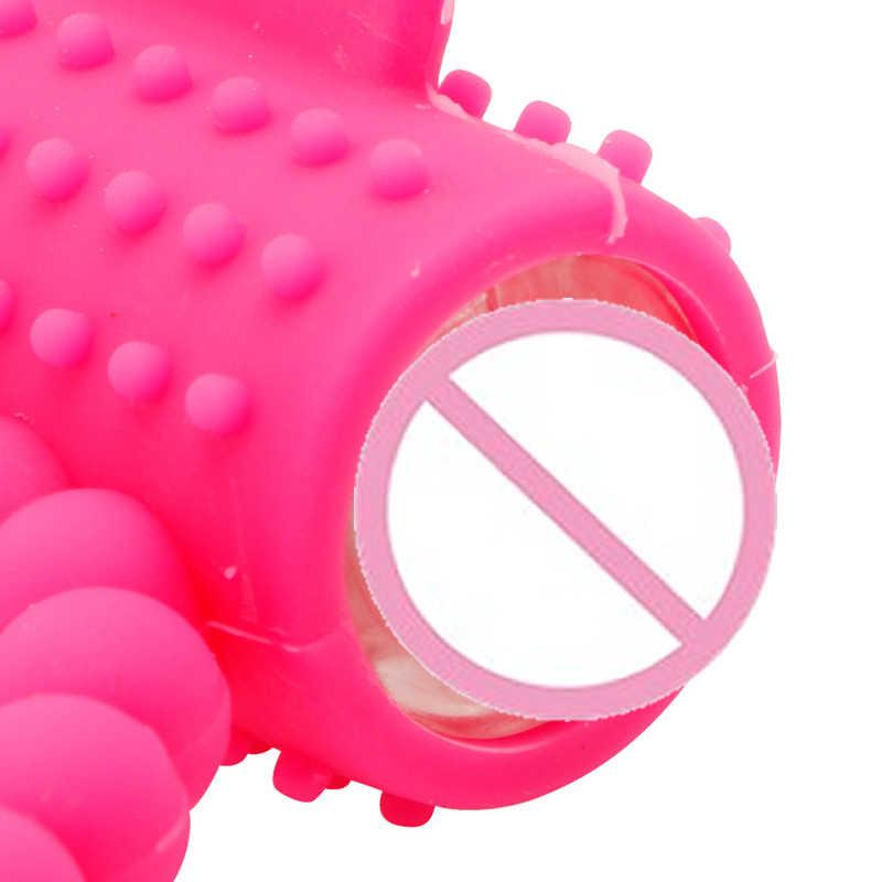 Vibrador que grita O pene vibrador lengua vibrador clímax juguete sexual Oral # E015C #