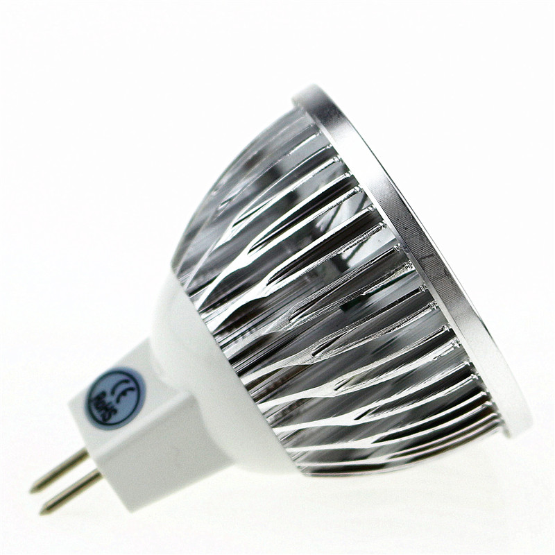 50X Super Bright Lampada LED Spotlight MR16 12V COB 9W 12W 15W LED Bulb Lamp WarmCool White LED Lighting - 2