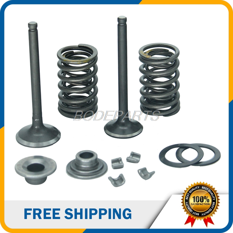 <font><b>110cc</b></font> <font><b>Motor</b></font> Valve Spring Pedestal Lock Clip For <font><b>Lifan</b></font> <font><b>110cc</b></font> Off-road Auto Wave Auto Clutch 3+1 Reverse Gear Engine Free Shipping image