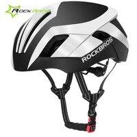 Rockbros 2018 Pro Racing Team Cycling Helmet 3 In 1 Ultralight Integrally Molded Road MTB Bike