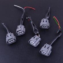 5 шт. катушка зажигания пакет жгута проводов разъем подходит для Nissan Altima Sentra X-Trail 2001-2007 2008 2009 2010 2011 2012