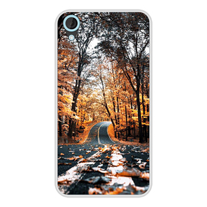 Image 2 - Cover Case For HTC Desire 820 Soft Silicone TPU Fashion Pattern Painted Back Cover For HTC Desire 820 Phone  Cases
