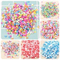 Diy slime acessórios argila sprinkles decoração para lodo enchimento alívio do estresse crianças brinquedo antiestresse squishy squeeze brinquedo presente