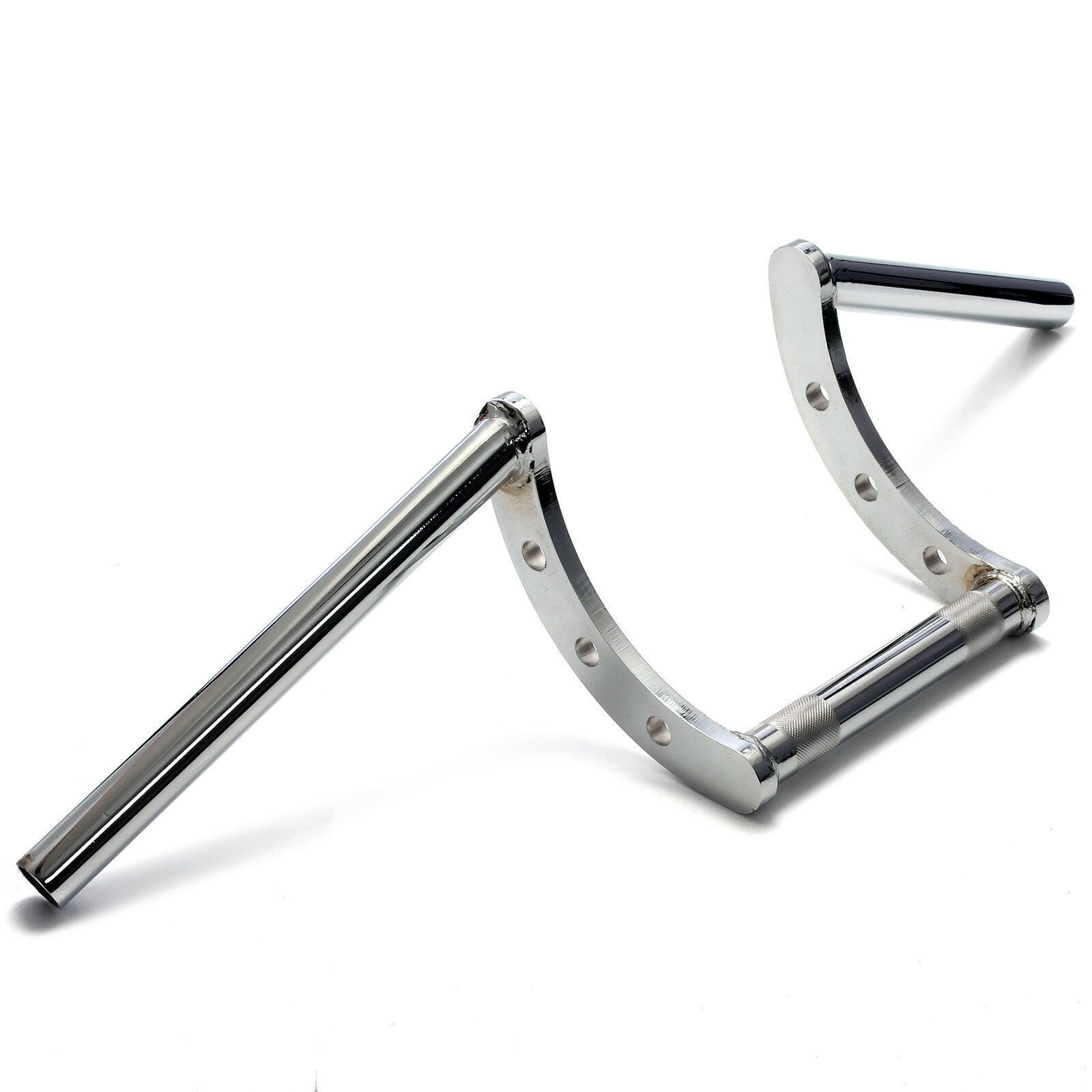 Universal Motorcycle Handlebar 7/8'' 22mm Z Drag Bars Pullback Handle bar Dirt bike Dual Sport bike Cruiser Bobber Chopper