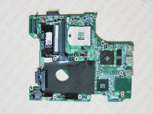 DAV02AMB8F0 CN-0WVPMX 0WVPMX For dell N4110 laptop motherboard DDR3 Free Shipping 100% test ok