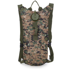 Hot 2L Sport Water Bag Camelback Tactical Camel bag Backpack Hydration Military Backpack Pouch Rucksack Camping Pack Bicycle Bag