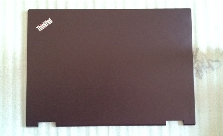 New Original for Lenovo ThinkPad Yoga 260 Lcd Rear Lid Back Cover Top Case Black цена