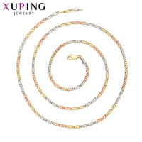 11.11 Deals Xuping Wild Necklace Multicolor Trendy Jewelry for Women Thanksgiving Christmas Literary Gifts S100.6 45268