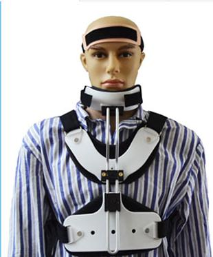 Head and neck and chest orthoses adult neck collar with a postoperative neck fracture fixation bracket of cervical vertebra rehaHead and neck and chest orthoses adult neck collar with a postoperative neck fracture fixation bracket of cervical vertebra reha