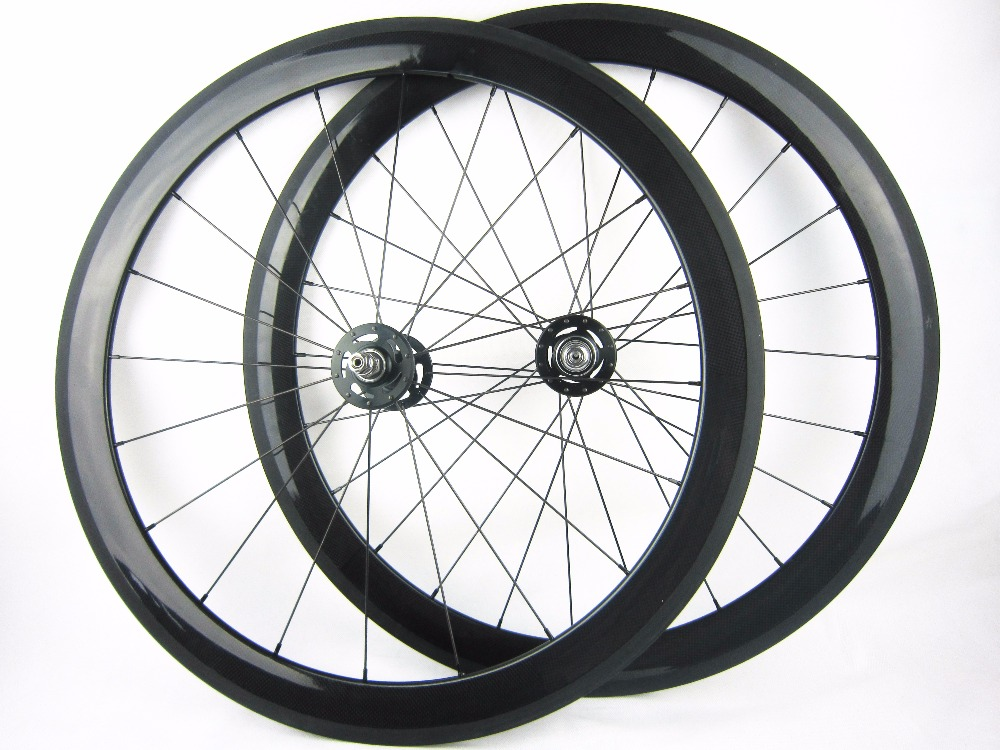 700C Single Speed 50mm Carbon Track Wheels for Track Bike Carbon Bicycle Wheel Fixed Gear Hub Novatec 165-166 Track 23mm Tubular lurhachi carbon 3 spokes wheel road track fixed gear carbon wheels 700c clincher tubular tri spoke wheel road with novatec hub
