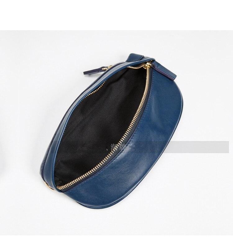 Saco da cintura fanny pacote cinto bolsa