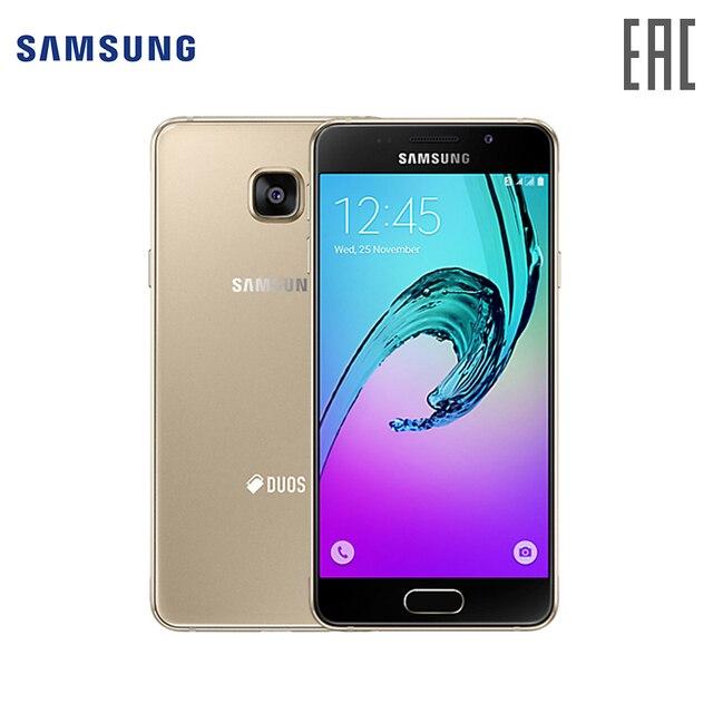 Смартфон Samsung Galaxy A3 2016 (SM-A310) Официальная российская гарантия