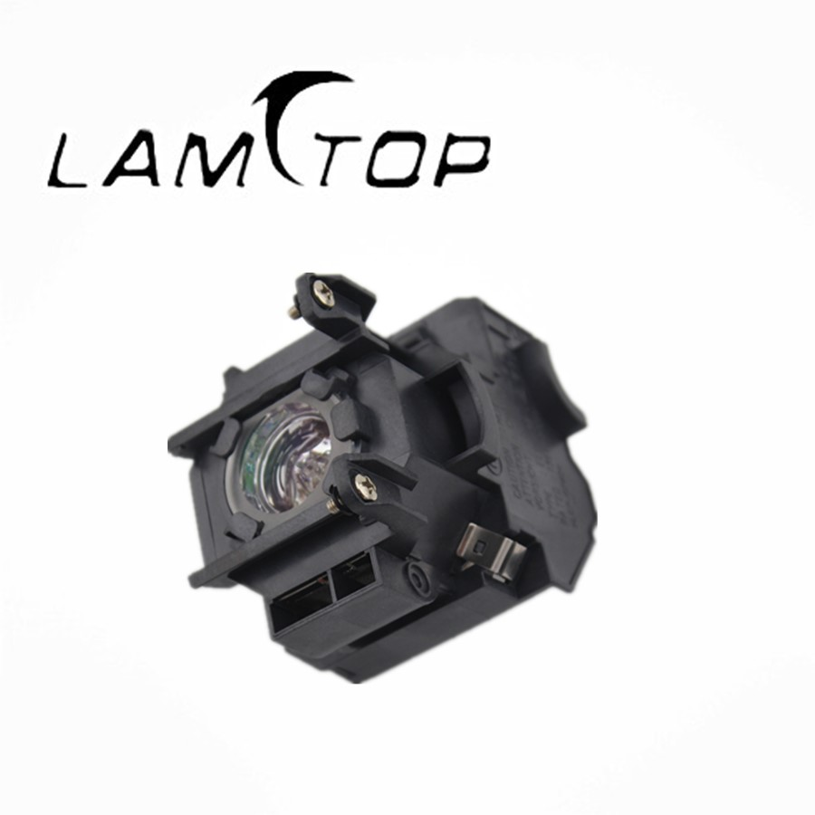 FREE SHIPPING  LAMTOP Hot selling  original lamp  with housing   ELPLP38/V13H010L38  for  EMP1720 стоимость