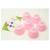 6 Copos de Silicone de Vácuo Cupping Corpo Médico Volta Do Pescoço e Ombro Massager Do Pé Terapia de Sucção Conjunto de Cuidados de Saúde Portátil C782