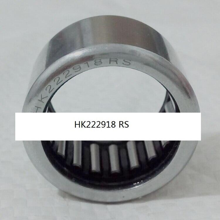 HK222918 RS HK222918rs à rouleaux coupe cage Aiguille roulements extrémité ouverte, wtih joint la taille de 22*29*18mm CN250 CF Moto
