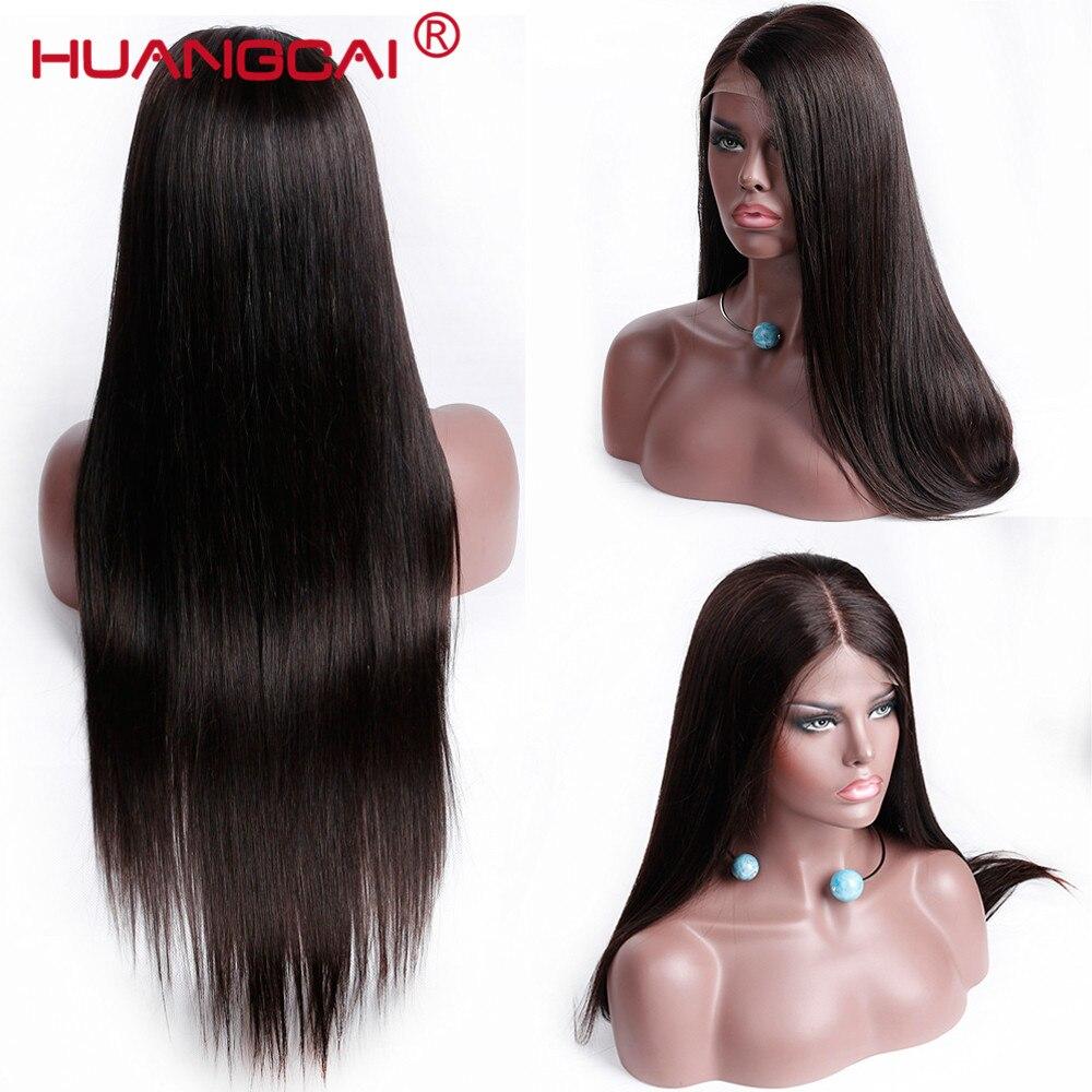 Brésilienne Perruque Full Fin Avant de Lacet Perruques de Cheveux Humains Pré Cueilli Directement Perruque Avant de Lacet Remy Dentelle Frontale Cheveux Naturels 8 to30 Pouces