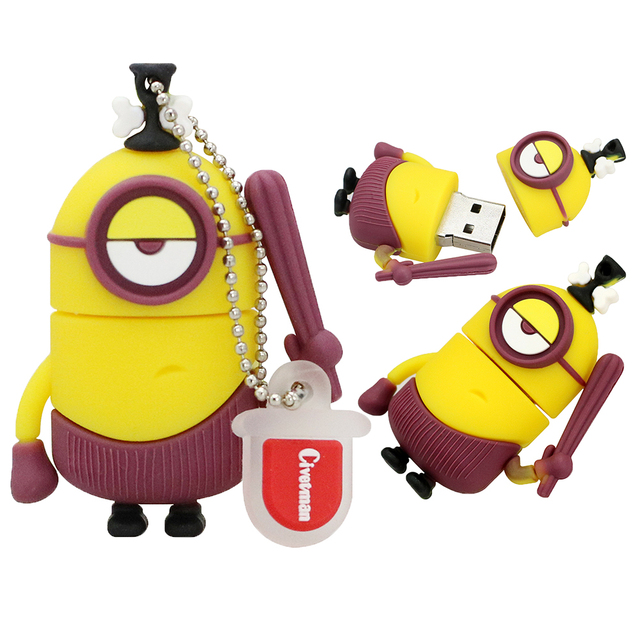 New Arrival Despicable Me Minions USB