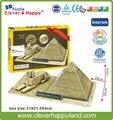 Умный и счастливую land 3d-пазл модель сфинкс и пирамидка взрослые пазл для мальчик бумага